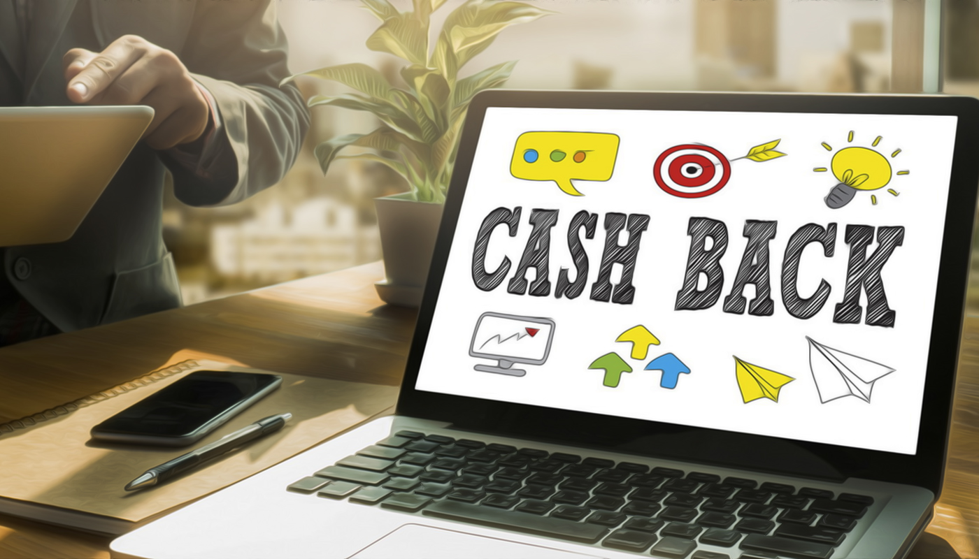Increased cashback all April!