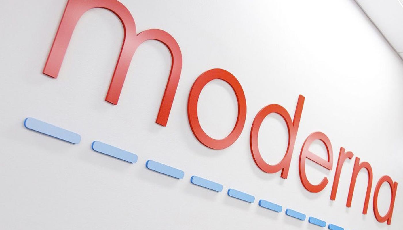 Welcome Moderna Inc.!